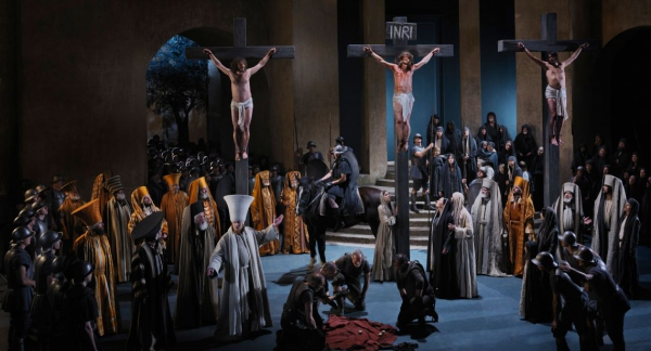 Information Passion Play 2020